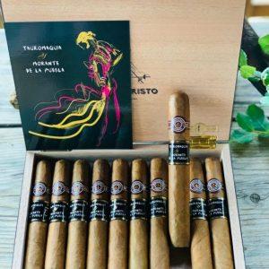 Montecristo montecristo Tauromaquia cuban cigar