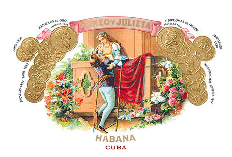 Romeo y Julita cuban cigars