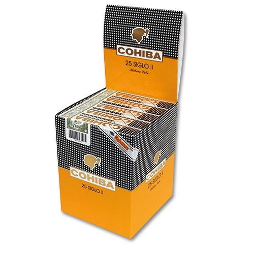 Cohiba Siglo II 5 pack